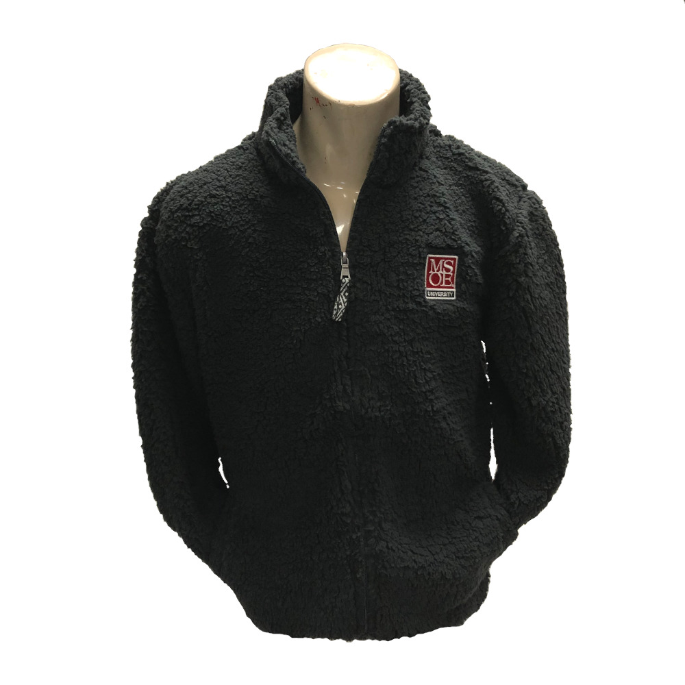 Image For SHERPA SWEATSHIRT FULL ZIP